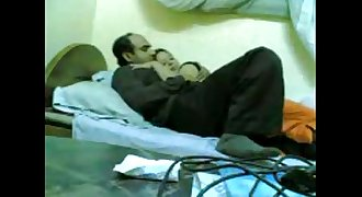Bangali Desi Indian Wifey Illegal Affair with Husband'_s Friend in the bedroom