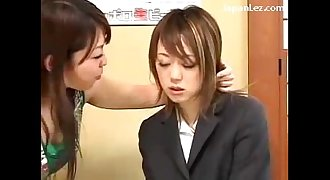 Young Chick Getting Hypnotized By Lady To Force Her Pussy Licking