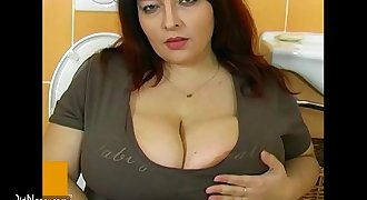 Fat bbw woman have hook-up with young man