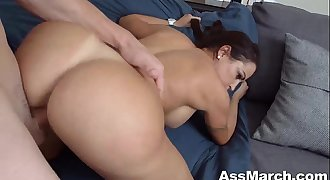 Julianna Vega Works a Big Cock