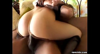 Blonde Whore Fucked By Black Stud