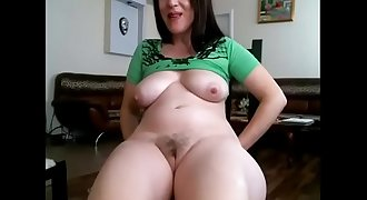 Wife Spreads Her Legs - CamsXrated.com