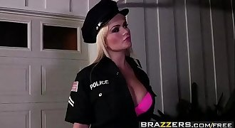 Brazzers - Big Tits In Uniform - (Alexis Ford) - Trick or Treat or Bukkake