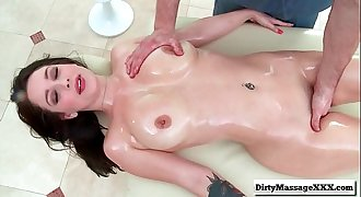 One Thick &amp_ Juicy Client with Noelle Easton from Dirty Masseur-part03