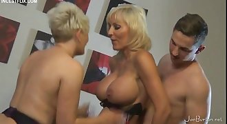 Two Milf and one Guy