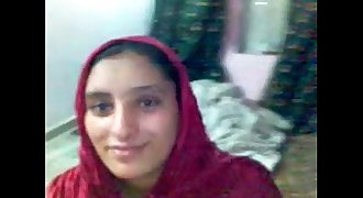 Indian most beautiful muslim girl fucked by own uncle while aunty records